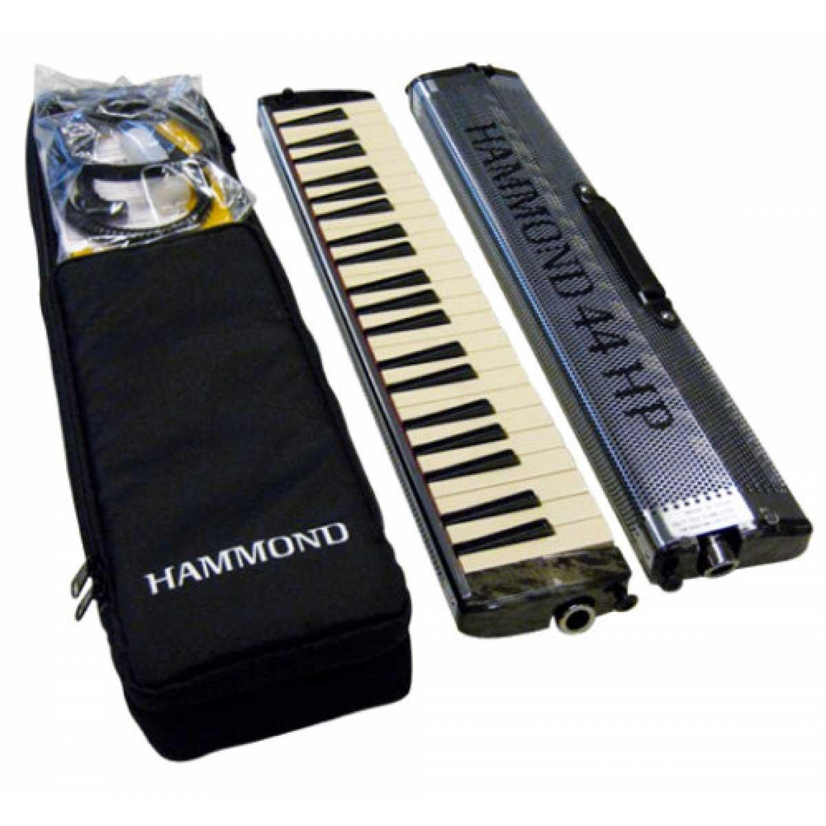 Hammond PRO-44HP High Power Alto Elektric / Acoustic Melodion with bag