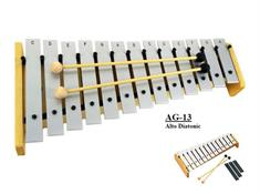 Suzuki Glockenspiel Alto AG-13 - 16 notes model