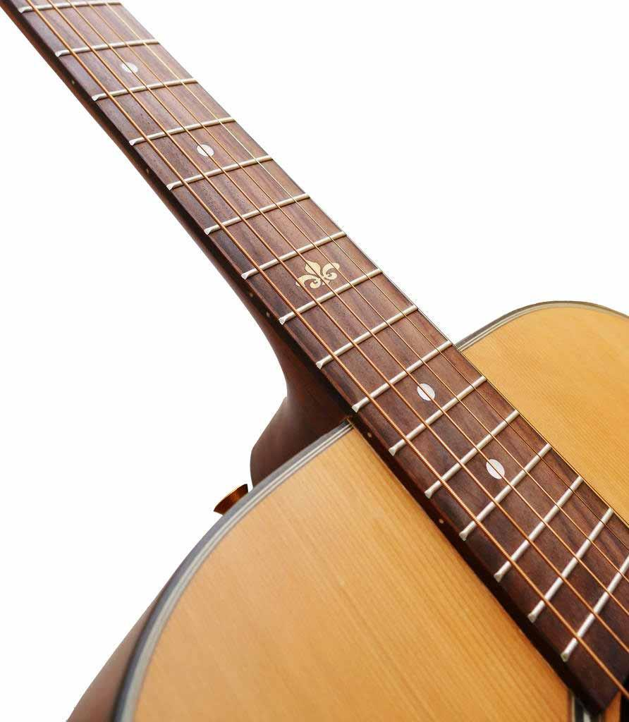 WestRoad Western Guitar WG-30 close