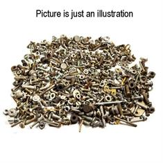 Nuts and screws for harmonica - Select type and model